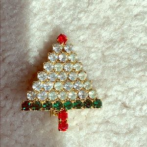 Ready for Christmas Pin